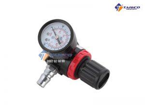 Đồng hồ điều khí cho máy bơm mỡ khí nén Kocu DHBM
