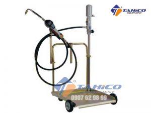 Máy bơm xăng, hoá chất, bơm dầu thùng phuy điện HG-2990D 180L -200L