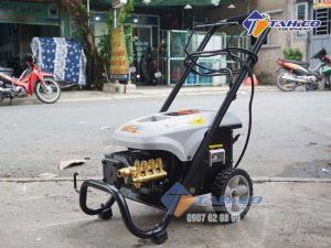 Thích hợp làm việc ở các trạm rửa xe quy mô nhỏ hay dùng trong các hộ gia đình.