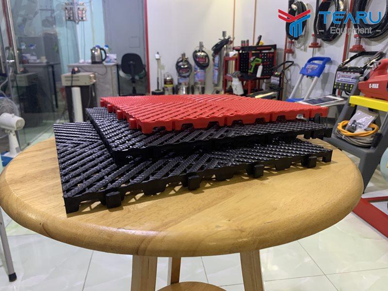 Tấm thoát sàn có thể tháo ráp dễ dàng, trọng lượng nhẹ