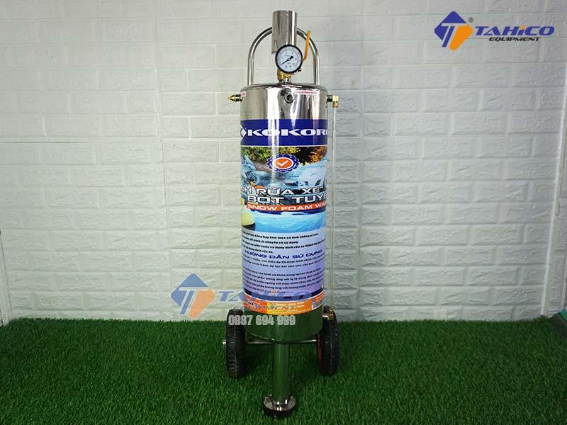 binh-rua-xe-phun-bot-tuyet-kokoro-24-lit
