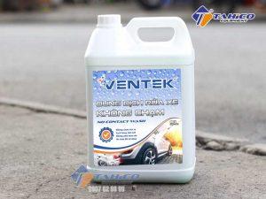 Dung dịch rửa xe bọt tuyết không chạm Ventek 5 lít
