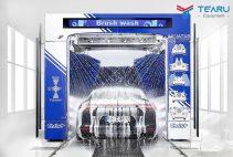 Dây chuyền rửa xe tự động hiện nay được nhiều chủ đầu tư quan tâm.