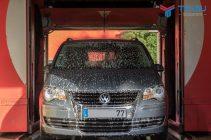 Mô hình rửa xe hiện đại