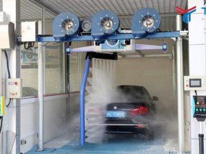 Máy rửa xe ô tô tự động Leisuwash 360 Standard Version