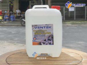 Dung dịch làm sạch vành mâm bánh xe la zăng Ventek 20 lít