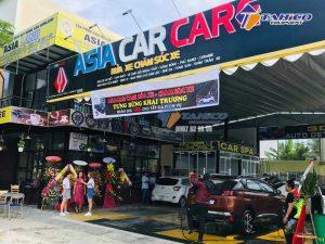 Ngày khai trương tiệm rửa xe