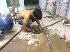 Lắp đặt cầu nâng rửa honda cần đúng kỹ thuật