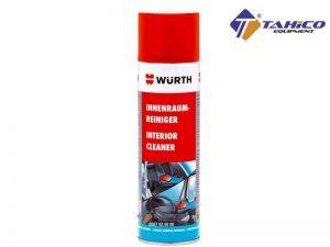 Chai xịt vệ sinh nội thất đa năng Wurth Interior cleaner