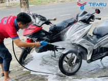 Hướng dẫn sử dụng máy phun xịt rửa xe áp lực cao