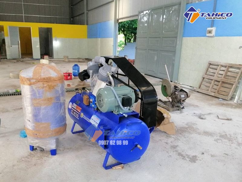 Cung cấp trọn bộ thiết bị rửa xe gồm cả máy hơi