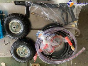Máy rửa xe cao áp 3kw Kokoro T2200MG