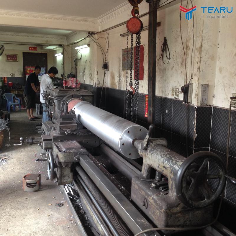 Sản xuất phụ kiện cầu nâng