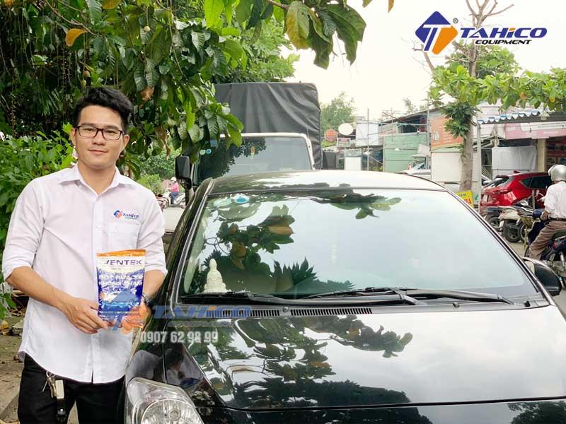Bảo vệ và tăng độ sáng cho xe