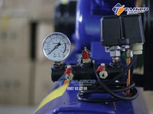 Các bộ phận máy nén khí