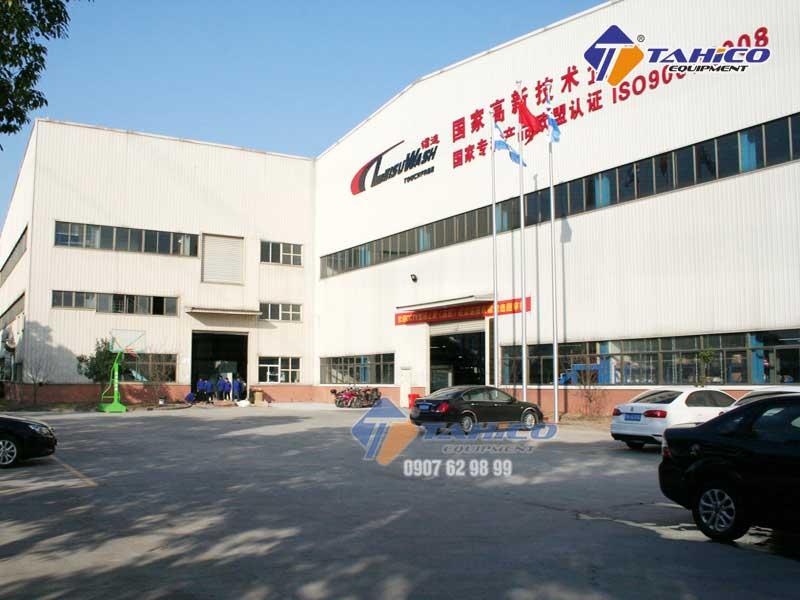 Công ty sản xuất máy rửa xe ô tô tự động Leisuwash
