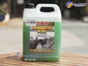 Dung dịch dưỡng bóng sơn Mafra wax Nano 4,5 lít