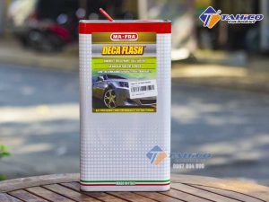 Dung dịch tẩy nhựa đường, vết mưa axit Mafra Deca Flash 4,5 lít