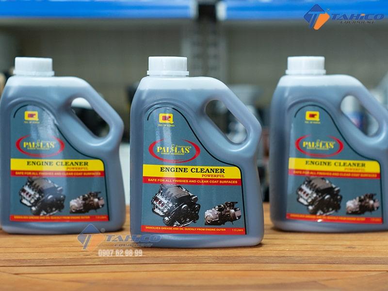 Dung dịch tẩy rửa máy động cơ Pallas 1.5 lít
