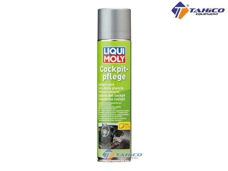 Dung dịch xịt bảo dưỡng Taplo cao cấp Liqui Moly 1599 400 ml