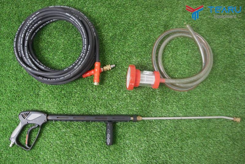 TEARU chuyên cung cấp phụ kiện máy rửa xe