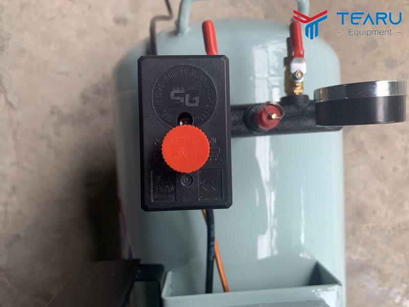 Công tắc áp lực 1 pha máy nén khí