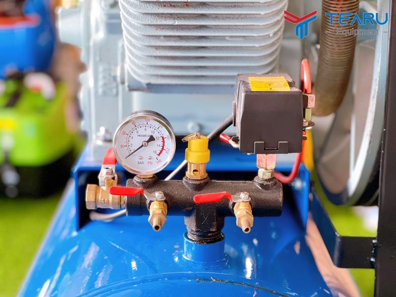 TEARU chuyên cung cấp phụ kiện máy nén khí