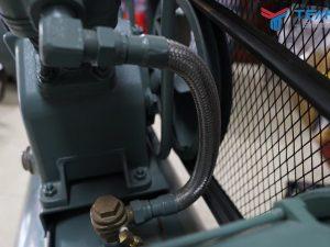 Ống đồng tản nhiệt máy nén khí