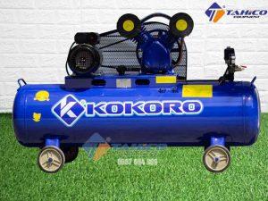 Máy nén khí dây đai 4hp Kokoro