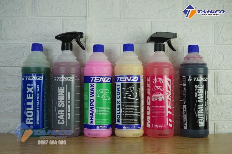 TAHICO phân phối độc quyên dòng sản phẩm Tenzi tại Việt Nam