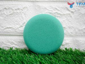Phớt mút đánh bóng xe ô tô 3 inch xanh lá