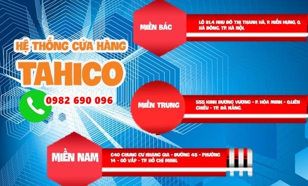 Hotline liên hệ TAHICO
