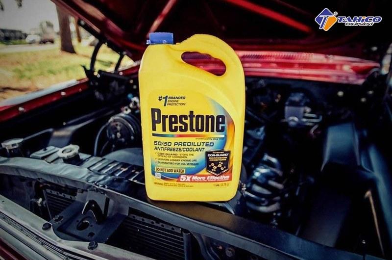 Dung dịch làm mát động cơ xe PRESTONE