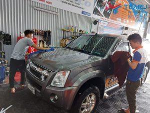 Tuyển nhân viên rửa & chăm sóc xe