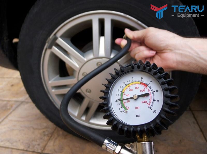 Các bước kiểm tra áp suất lốp theo quy chuẩn