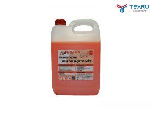 Dung dịch rửa xe siêu bọt tuyết cao cấp Grass G-150 5 lít