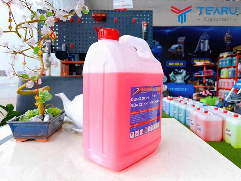 Sản phẩm chuyên dùng cho cửa hàng rửa xe