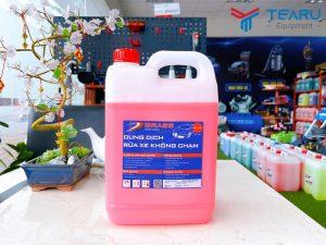 Dung dịch rửa xe không chạm Grass G-40 5 lít