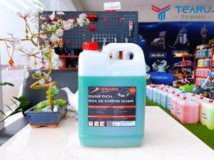 Dung dịch rửa xe không chạm Grass G-80 5 lít