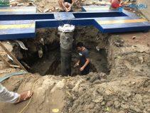 Lắp đặt tiệm rửa xe cho anh Đồng - Bắc Ninh