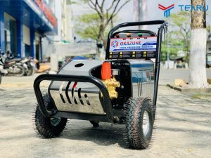 Máy rửa xe cao áp OKAZUNE 3 pha 7.5KW