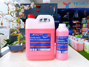 TEARU cung cấp độc quyền dung dịch rửa xe không chạm Grass