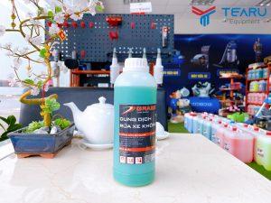 Sản phẩm chuyên dùng rửa vỏ và khoang máy không chạm