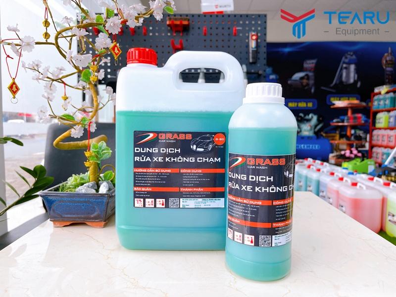 Dung dịch rửa khoang máy ô tô xe máy Grass-G80