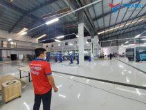 Lắp đặt trung tâm chăm sóc xe cho Huyndai Hưng Yên