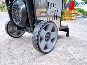 Thiết kế bánh xe thuận tiện