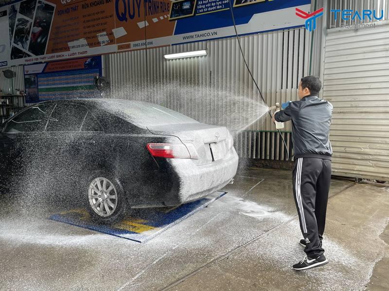 TEARU tuyển nhân viên rửa & chăm sóc xe làm việc tại Hà Đông - HN