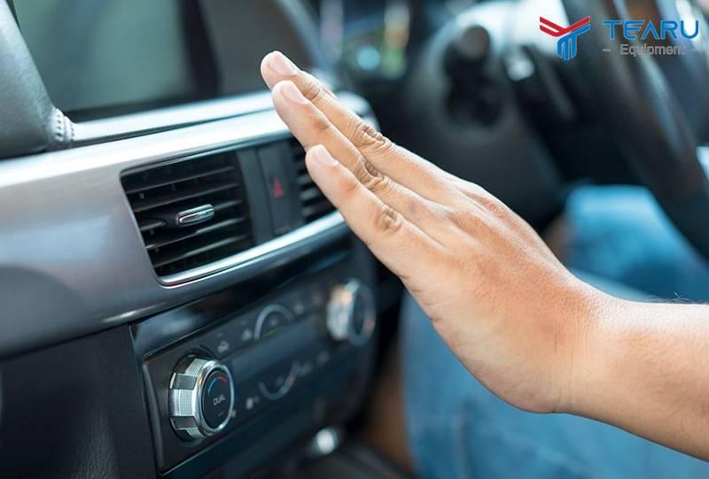 Hãy lưu tâm đến điều hòa trên xe ô tô