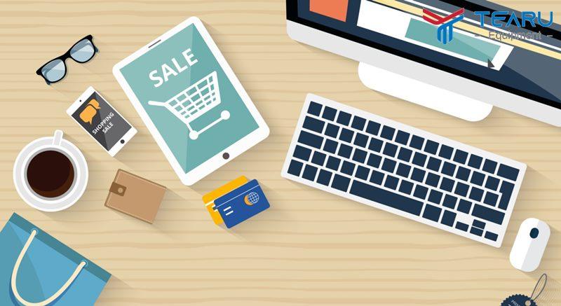 Hướng dẫn quy trình mua hàng của TEARU EQUIPMENT