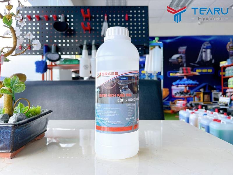 Dung dịch xông khử mùi công nghệ nano Grass 1 lít